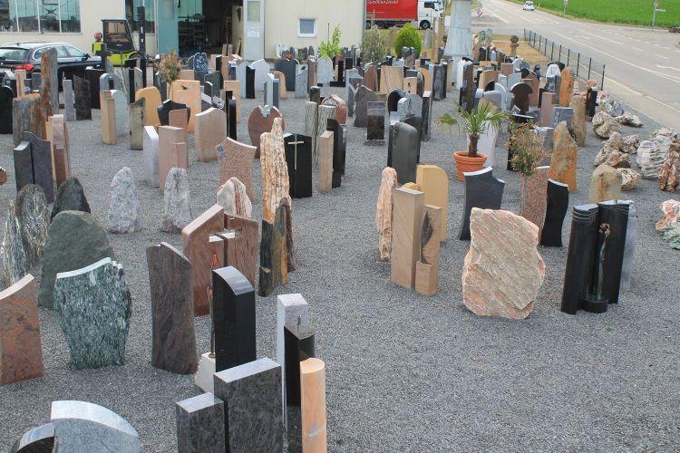 Sehr Grabsteine & Liegesteine online bestellen | Grabmalshop24 IM77