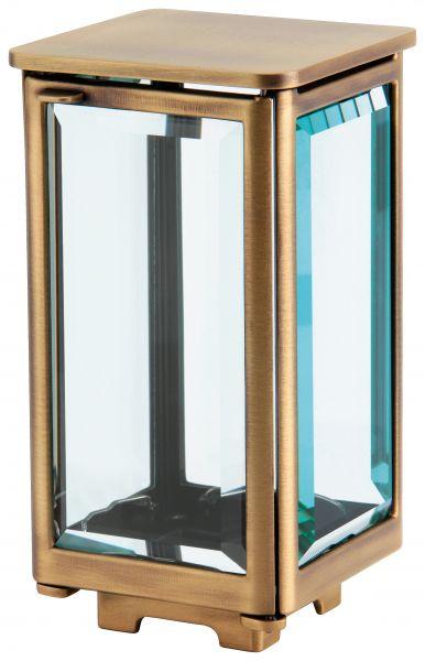 Grablaterne aus Messing , 22cm Hoch, Modell 1479