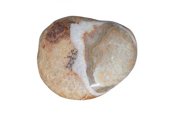 Liegestein, Onyx 48cm x 40cm x 15cm