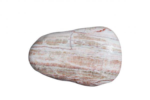 Liegestein, Onyx 50cm x 32cm x 14cm