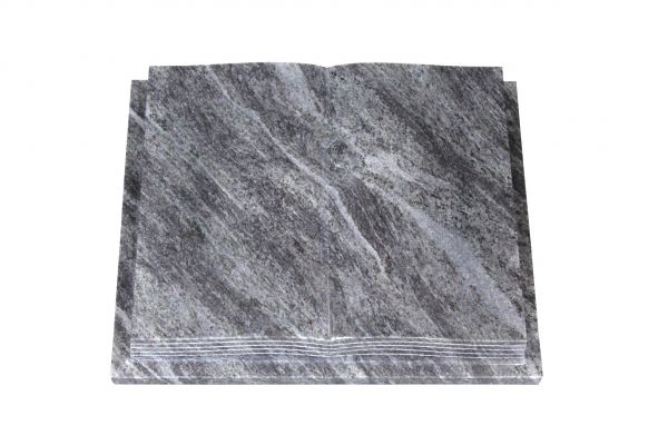 Grabbuch, Orion Granit, 45cm x 35cm x 8cm